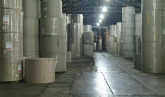 灰板纸原材料厂库